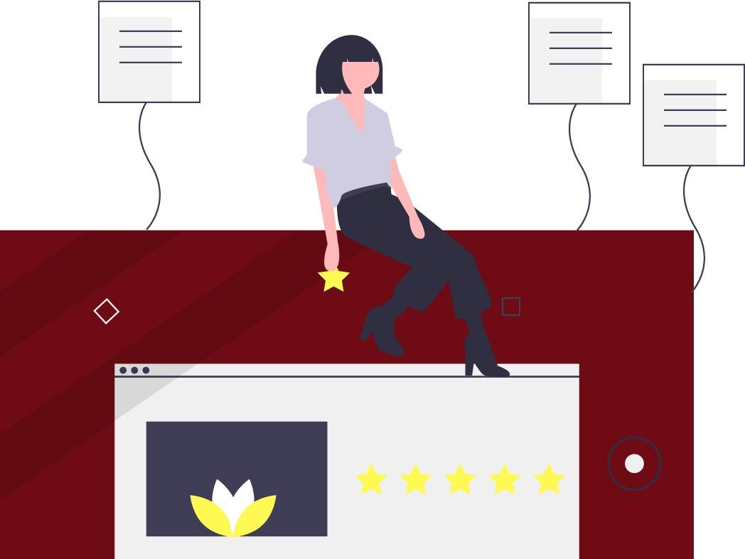 Vos avis clients en ligne